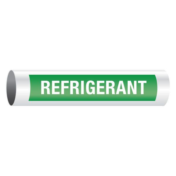 Refrigerant - Opti-Code™ Self-Adhesive Pipe Markers