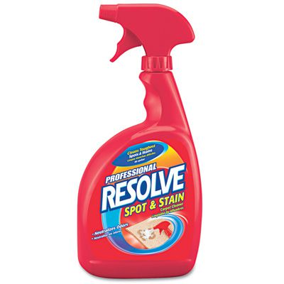 Resolve® Professional Spot and Stain Carpet Cleaner RAC97402EA