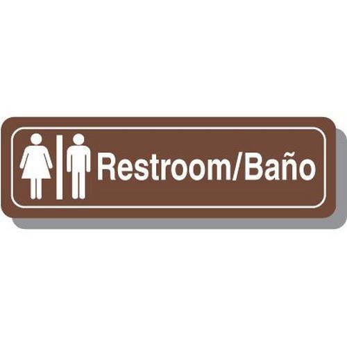 Restroom Décor Signs