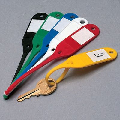 Reusable Key Tags