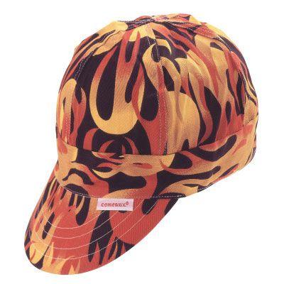 Reversible Assorted Pattern Welding Cap