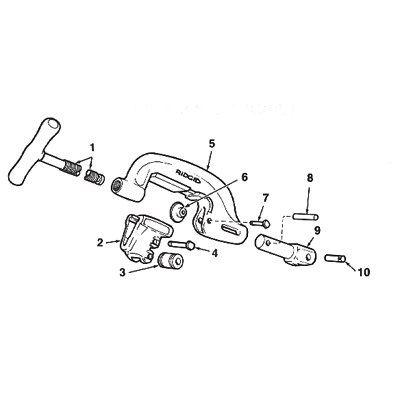 Ridgid® - Pipe Cutter Rollers 34305