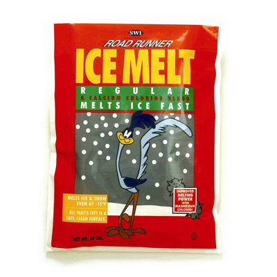 Road Runner Magnesium/Chloride Ice Melt