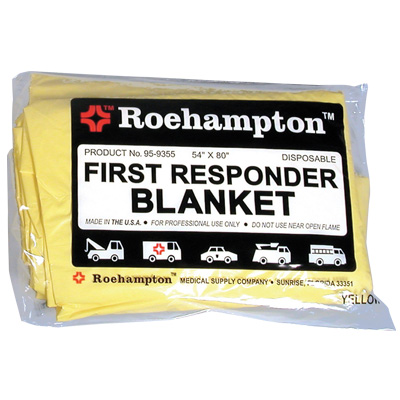 Roehampton First Responder Blanket