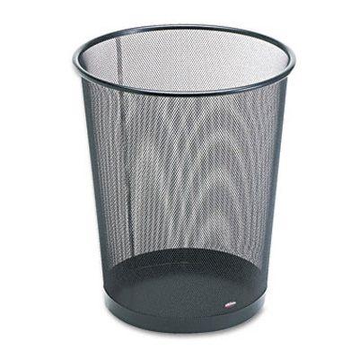 Rolodex™ Mesh Round Wastebasket ROL22351