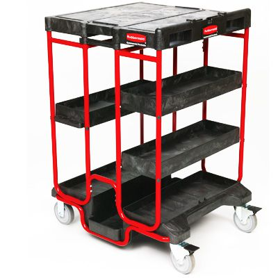 Rubbermaid® Rubbermaid ® Ladder Cart 9T58