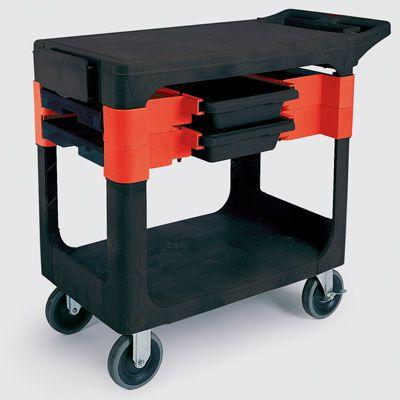 Rubbermaid ® Trade Carts 6180