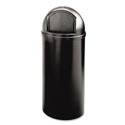 Rubbermaid® Rubbermaid® Commercial Marshal® Classic Container 817088BK
