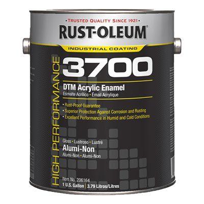 Rust-Oleum® High Performance 3700 System DTM Acrylic Enamel