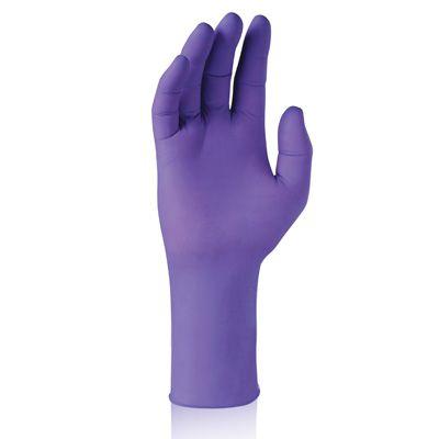 SafeSkin® Purple Nitrile Disposable Gloves