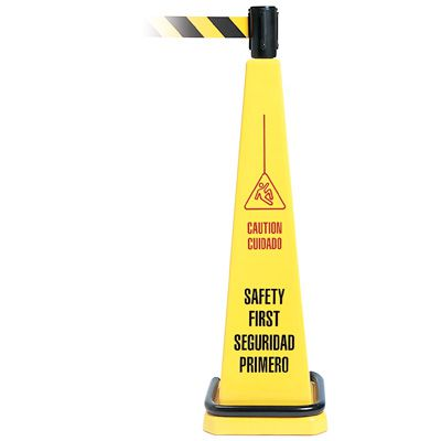Safety First - Bilingual TensaCone