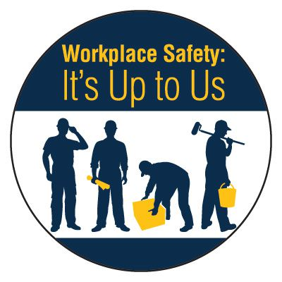 Safety Hard Hat Labels - Workplace Safety