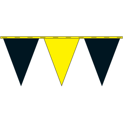 Heavy-Duty Safety Pennants