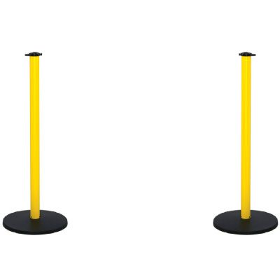 Safety Post & Rope System 303