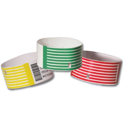 Scanband® Wristbands