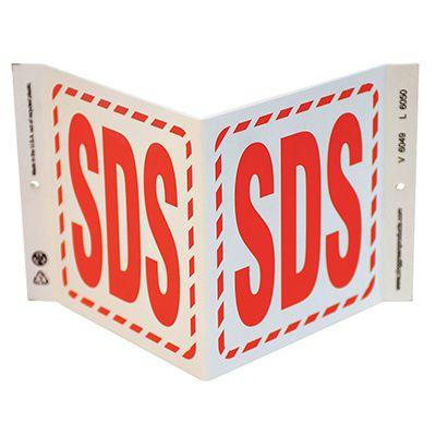 SDS V-Style Sign