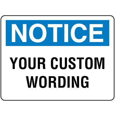 Custom Security Floor Markers