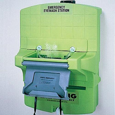 Self-Contained Eyewash Solution Refill Cartridges