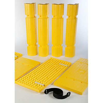 Sentry Column Padding Concrete Wrap Kit, Square