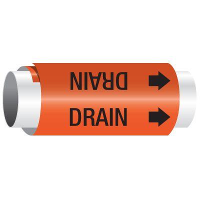 Drain - Setmark® Pipe Markers