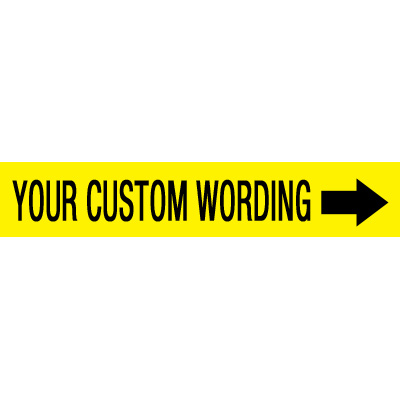 Custom Seton Code™ Duct Markers