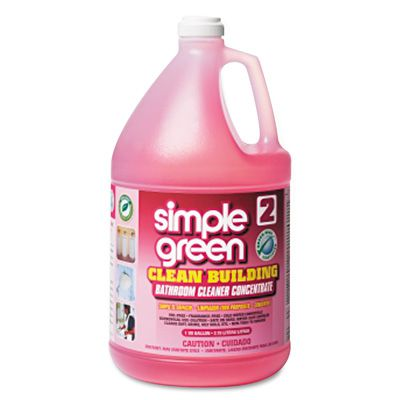 Simple Green Clean Building™ Bathroom Cleaner Concentrate SMP11101