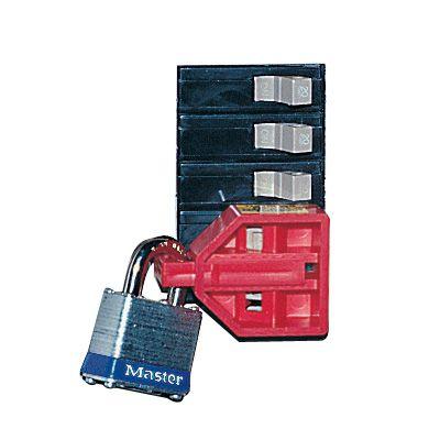 Brady® Breaker Lockout Hardware - Multi-Pole Tie Bar
