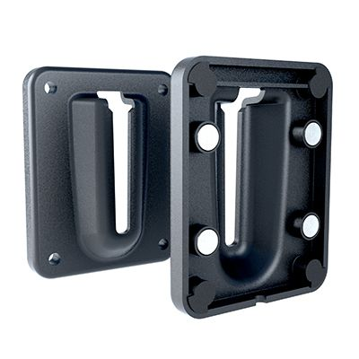 Skipper® Wall & Magnetic Receiver Clips