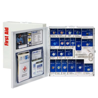 SmartCompliance™ Large General Business First Aid Cabinet