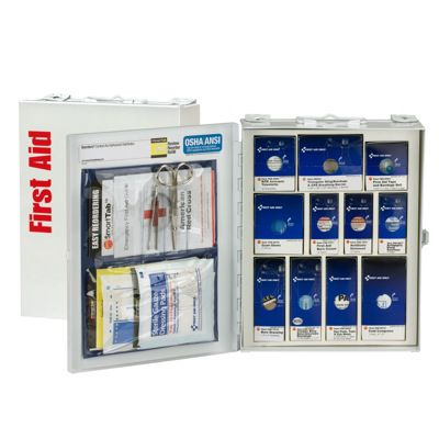 SmartCompliance™ Medium Food Service First Aid Cabinet 90658