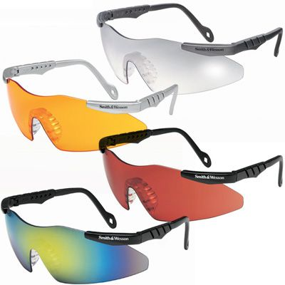 Smith & Wesson® Magnum 3G® Safety Eyewear