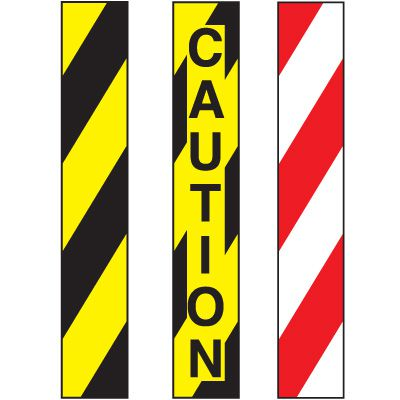 Snap-On Warning Markers