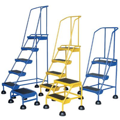 Spring Loaded Ladders