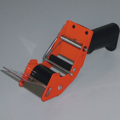 Spring Loaded Tape Dispenser
