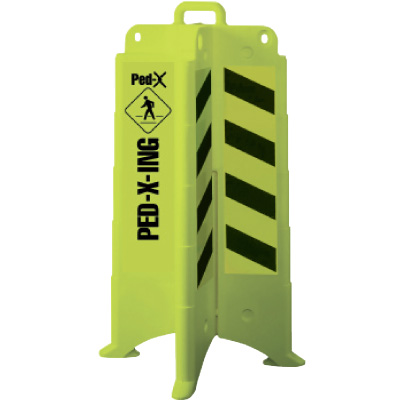 Eagle Stack And Store Ped-X-ing Barricades 1840PEDX