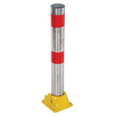Stainless Steel Fold Down Bollard