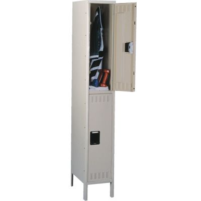 Double Tier Standard Lockers