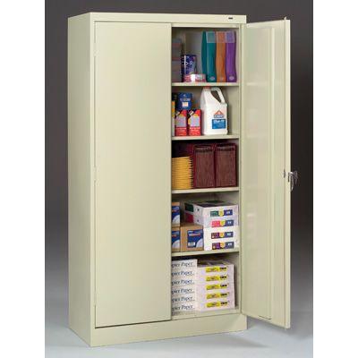 24-deep Tennsco Storage Cabinets