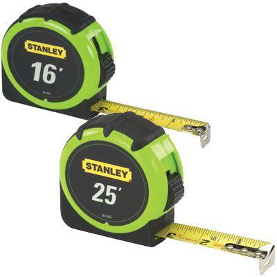 Stanley® - Hi-Vis Tape Rules