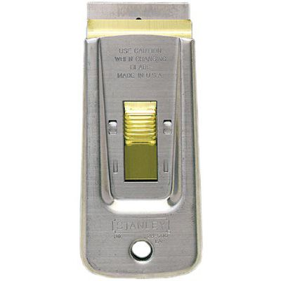 Stanley® - Retractable Razor Blade Scrapers 28-500