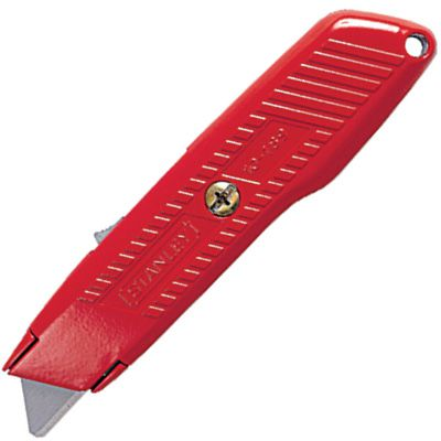 Stanley® - Self-Retracting Utility Knives 10-189C