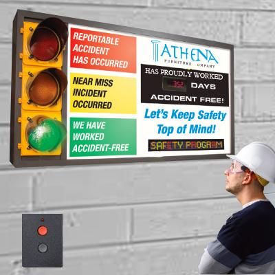 Stop Light Safety Center