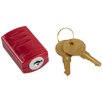 STOPOWER Plug Lockout, Keyed Alike