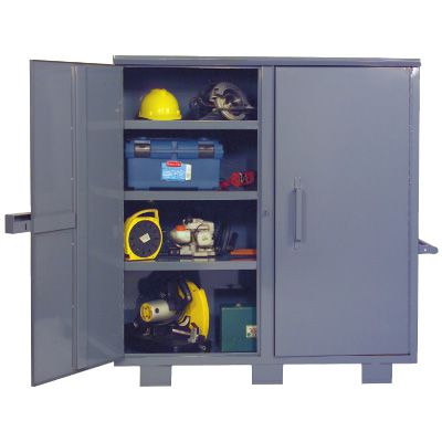 Durham Job Site Storage Cabinet JSC-602460-95