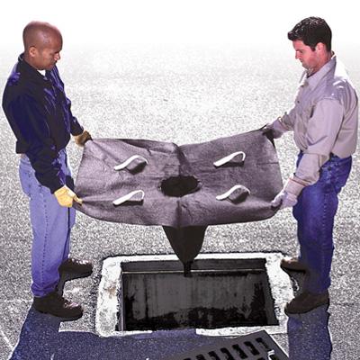 Ultratech Oil Sediment Stormwater Drain Guard 9217