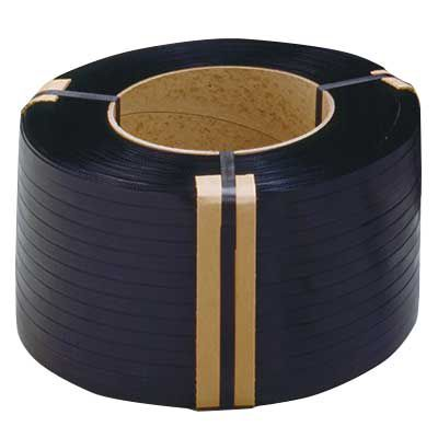 Strapping Accessories - Black Poly Strapping
