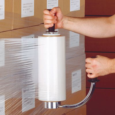 Stretch Wrap Film Dispenser