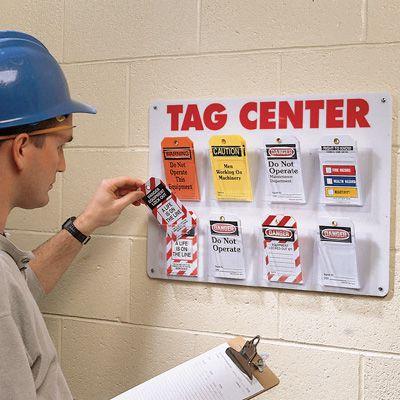 Tag Center