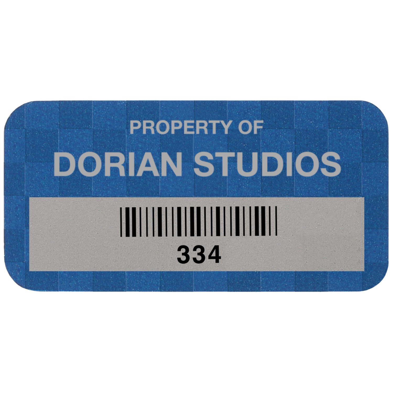 DuraGuard® Custom Tamper-Evident Tags