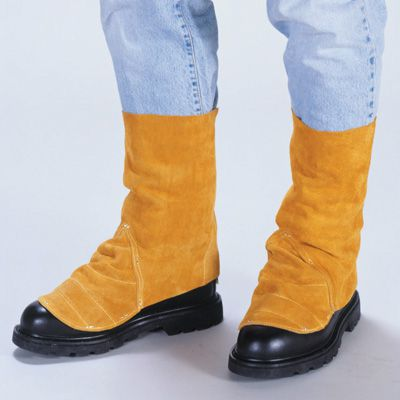Tillman™ Side Split Cowhide Spats 526